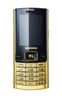 Samsung D780 DuoS Gold Edition