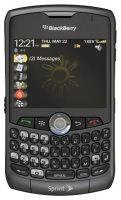 Black Berry Curve 8330