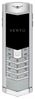 Vertu Signature S Design Ladies Mother Of Pearl