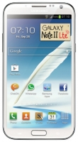 Samsung GALAXY Note II LTE