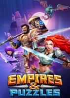 RPG Empires and Puzzles
