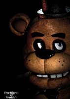 Horror Five Nights at Freddys