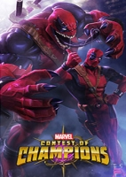 Fighting MARVEL Contest of Champions