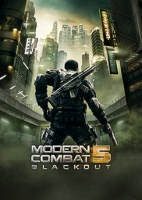 Shooter Modern Combat 5 Blackout