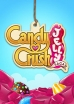 Three-in-line Candy Crush Saga