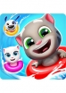 Puzzle Talking Tom Pool