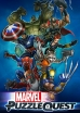 Three-in-line Marvel Puzzle Quest